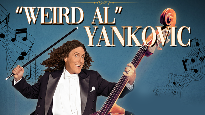 August 9: Weird Al Yankovic Strings Attached