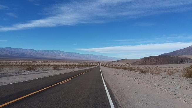 BLOG: Riding Death Valley