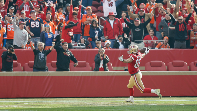 Five thoughts as 49ers snap three-game losing streak against Broncos