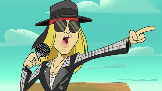 Axl Rose Sings His First New Song In Over Ten Years For A
