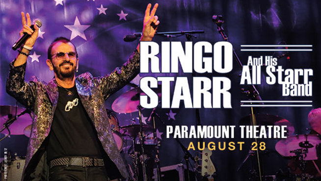 August 28: Ringo Starr And His All Starr Band