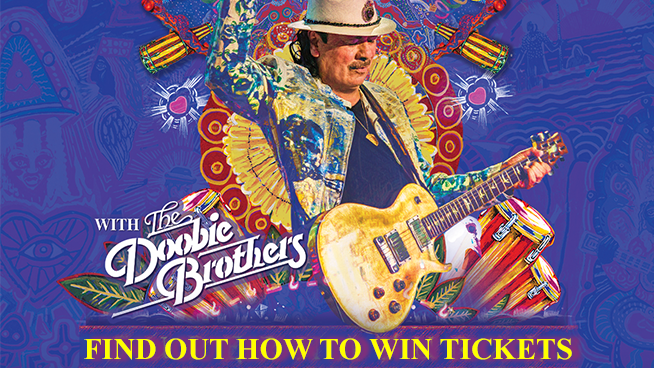 You Could Score Tickets To See Santana!