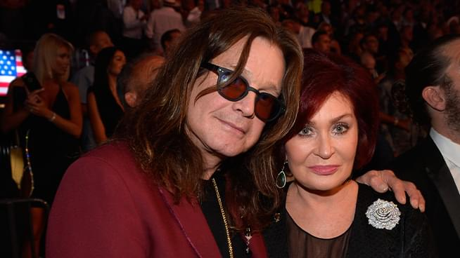 Ozzy Admitted to Hospital due to 'Complications from the Flu'