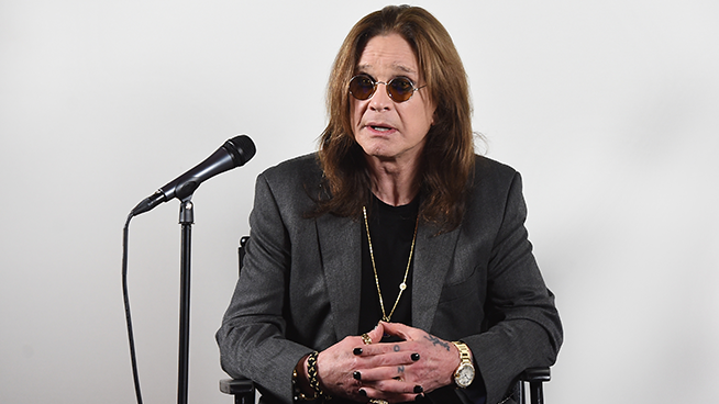 Ozzy Osbourne Rushed To Intensive Care