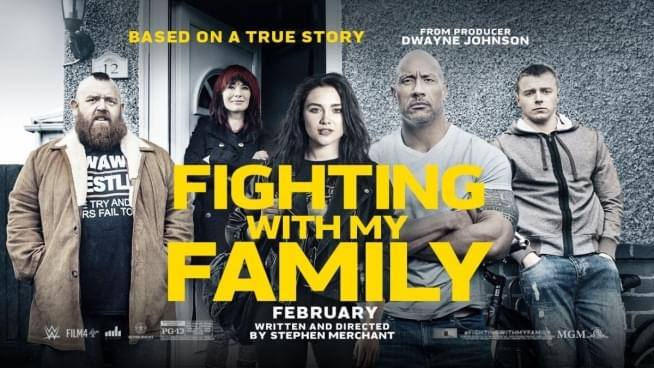 Baby Huey's Movie Review For Fighting With My Family