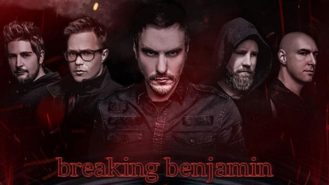 September 18: Breaking Benjamin