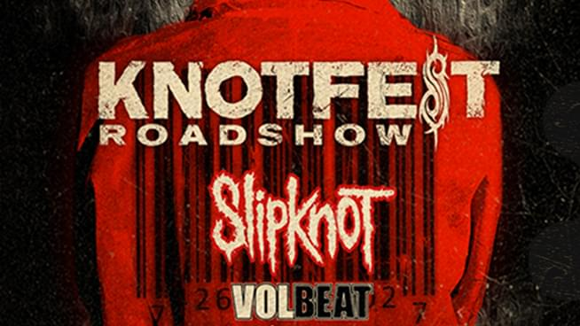 July 26: Knotfest Roadshow