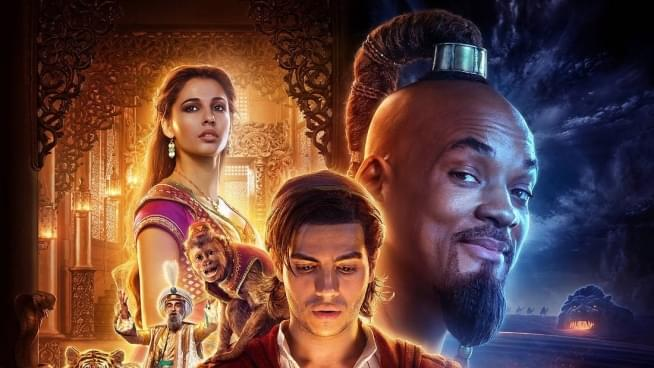 Watch The New Trailer For Disney's Aladdin