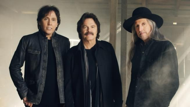 Lamont & Tonelli Talk To Tom Johnston From The Doobie Brothers About Their Two Bay Area Shows