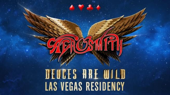 "Watch Aerosmith's Behind The Scenes Video From Their ""Deuces Are Wild"" Rehearsals"
