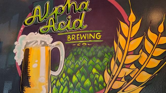 Alpha Acid is serving up quality local beer, one small batch at a time