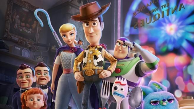 Watch The New Trailer For Toy Story 4