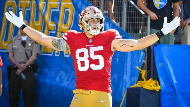 49ers Injury Roundup and Practice Report: No Beathard or Kittle after first preseason game