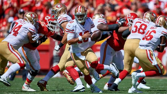 49ers announce preseason schedule
