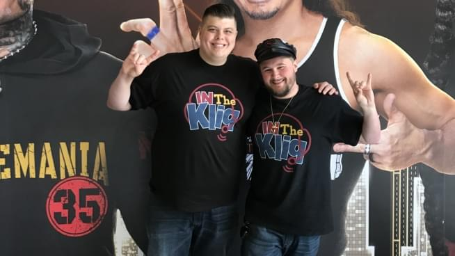 Baby Huey and Bimbo Jimbo Take Over New York For WrestleMania 35