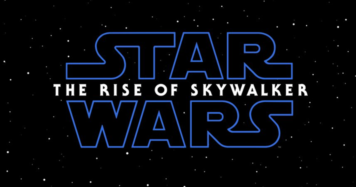 Watch The New Teaser Trailer For Star Wars: Episode IX – The