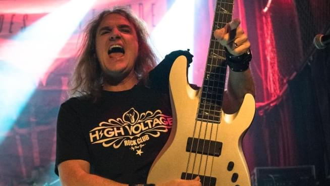 David Ellefson Talks About Metal Allegiance, The Latest With Megadeth, His Upcoming Solo Album, MegaCruise And MTV News