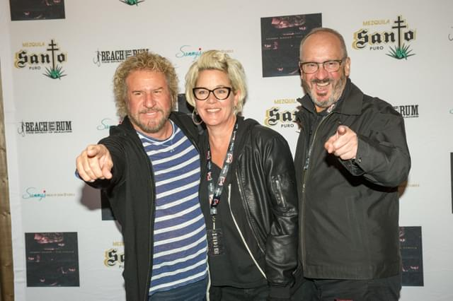 Lamont & Tonelli: Dirty 30 – Sammy Hagar Meet & Greet