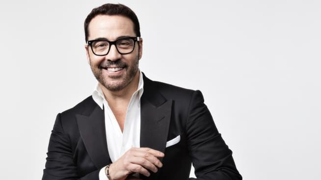 Lamont and Tonelli Talk To Jeremy Piven About Playing Ari Gold And His Trip To India