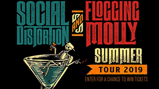 You Could Win Tickets To Social Distortion!