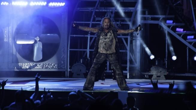 WTF Is Vince Neil Singing?