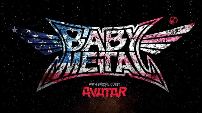 You Could Win Tickets for BABYMETAL