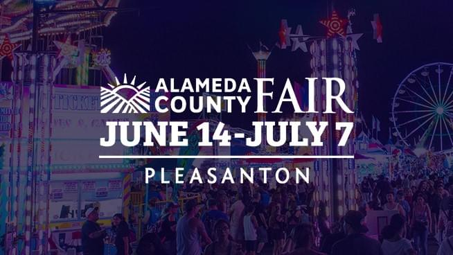 Your Chance To Win Tickets and Carnival Wristbands To The Alameda County Fair!
