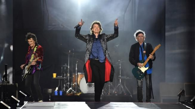 The Rolling Stones Upcoming Tour Will Be Sponsored By A Retirement Nonprofit Organization