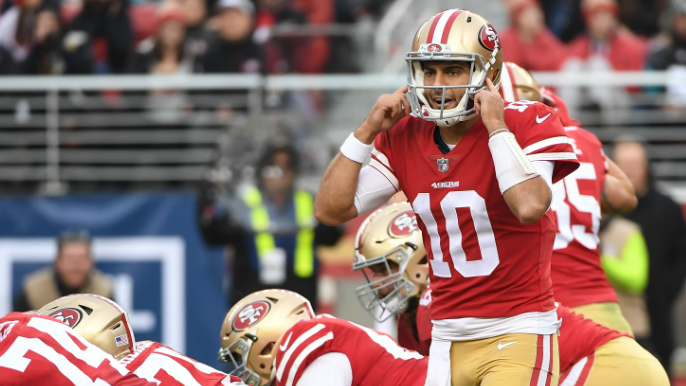 6 Days till Camp: Will Jimmy Garoppolo prove he's the quarterback he's supposed to be?