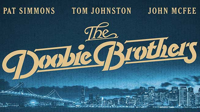 September 11: The Doobie Brothers!