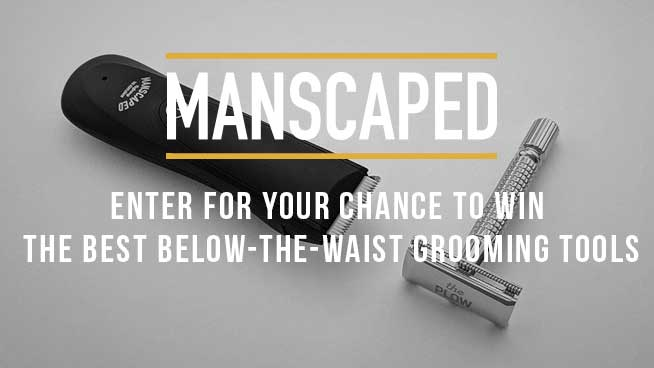You Could Win A Manscaped Perfect Package 2.0!