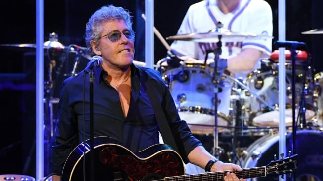Watch The Who Debut A New Song And Jam With Eddie Vedder