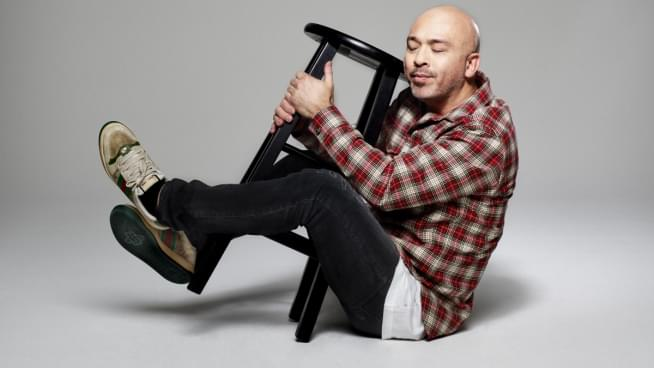 Lamont & Tonelli Talk To Jo Koy About His New Netflix Special Comin' In Hot