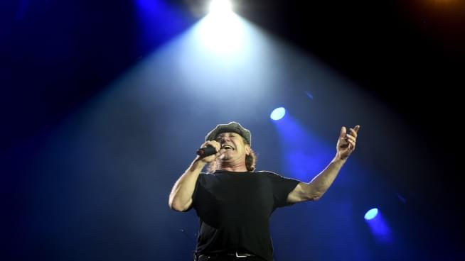 AC/DC Frontman Brian Johnson's TV Show Is Coming To AXS TV