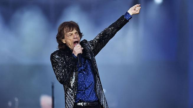Mick Jagger returns to the silver screen this September