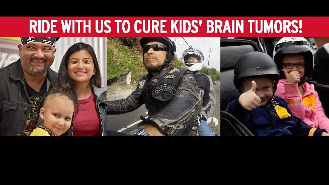 October 6: Ride For Kids