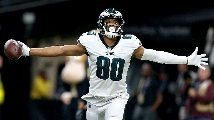 Jordan Matthews credits new 49ers coach, and old friend, for decision to come out West