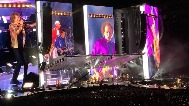 The Rolling Stones Rocked The Bay Area