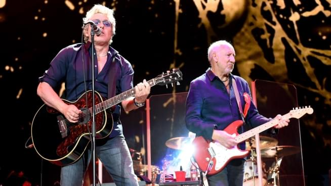 "Listen To The Who's New Song ""Ball And Chain"""