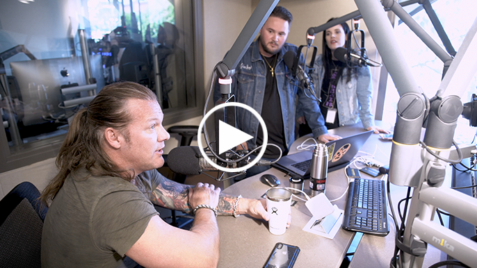 Long interview with Chris Jericho on AWE, Fozzy and his keys to success
