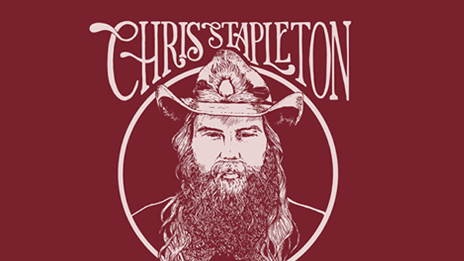 Try To Win Tickets To Chris Stapleton