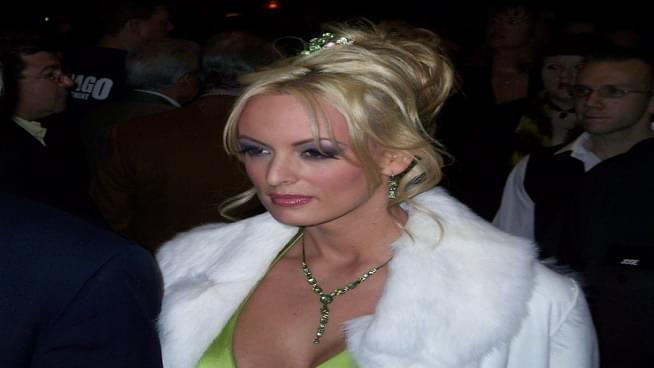 July 12: Stormy Daniels arrested while performing at Ohio strip club
