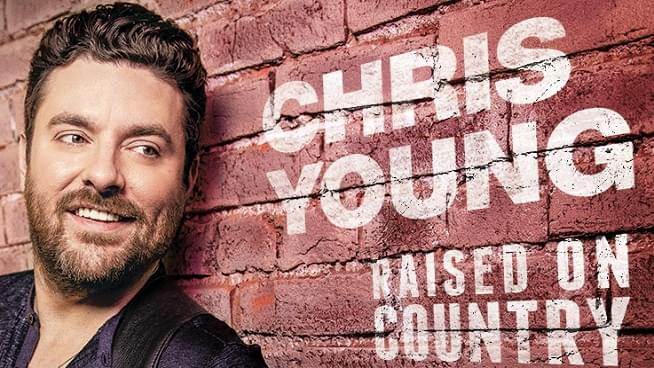 August 8: Chris Young