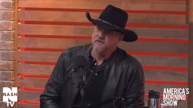 Trace Adkins on America's Morning Show!