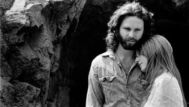 Ode to a Deep Love: Jim Morrison & Pamela Courson