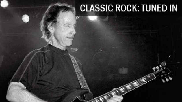 Music, Morrison and Moving Forward in the Words of Robby Krieger