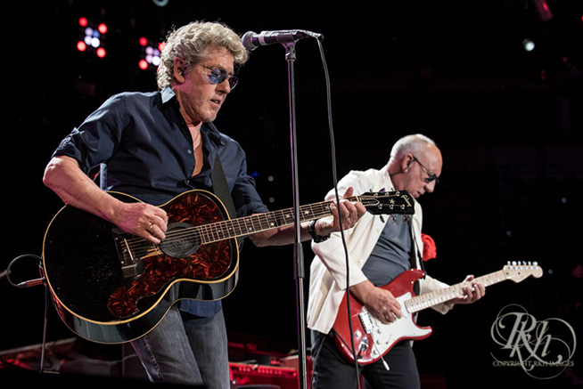 PHOTOS: The Who at Target Center