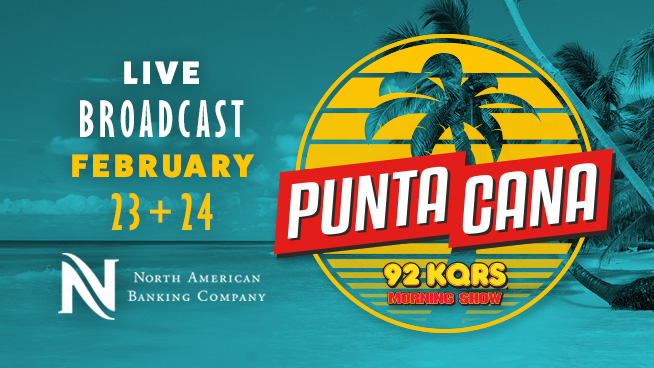 The KQ Morning Show in Punta Cana