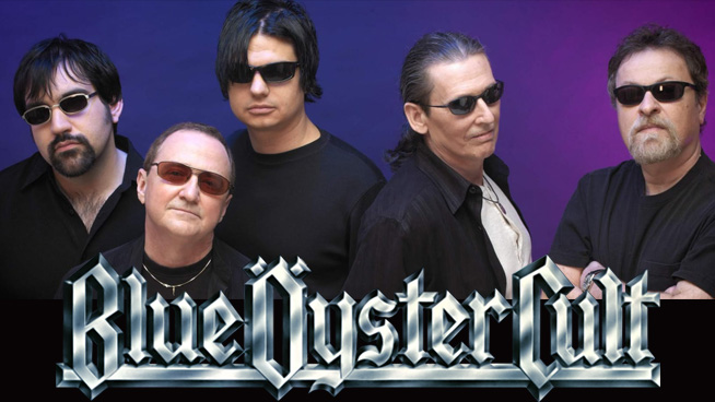 APR 5 • Blue Oyster Cult with Guest The Tubes feat. Fee Waybill