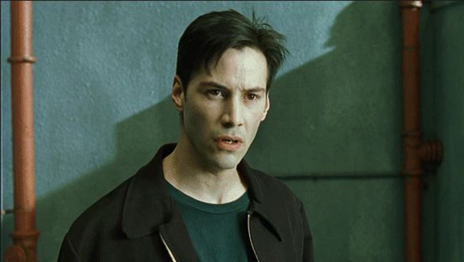 """Keanu's Go-To Word is """"Whoa"""""""